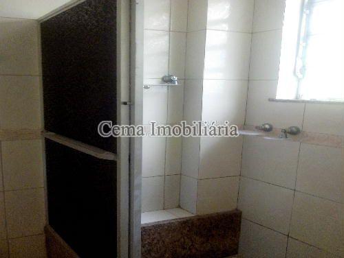 BANHEIRO - Apartamento À Venda - Tijuca - Rio de Janeiro - RJ - LA33562 - 10