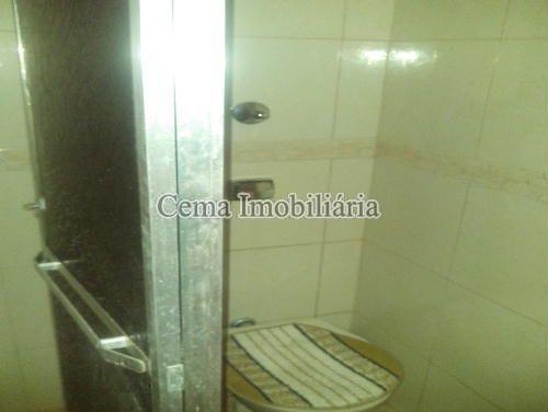 BANHEIRO2 - Apartamento À Venda - Tijuca - Rio de Janeiro - RJ - LA33562 - 11