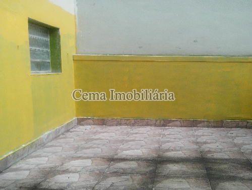 AREAEXTERNA - Apartamento À Venda - Tijuca - Rio de Janeiro - RJ - LA33562 - 12