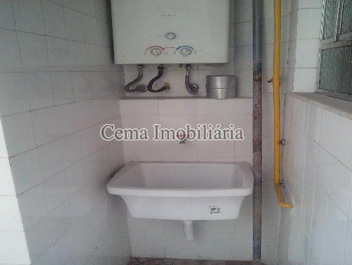 AREADESERVIÇO - Apartamento À Venda - Tijuca - Rio de Janeiro - RJ - LA33562 - 13