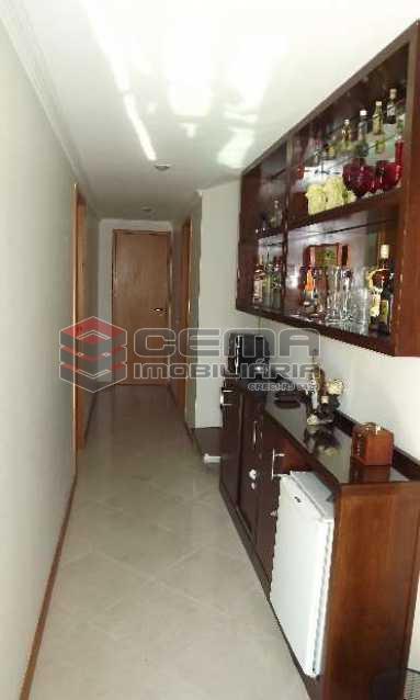 circulação - Cobertura à venda Rua Arnaldo Quintela,Botafogo, Zona Sul RJ - R$ 2.098.000 - LACO40041 - 4