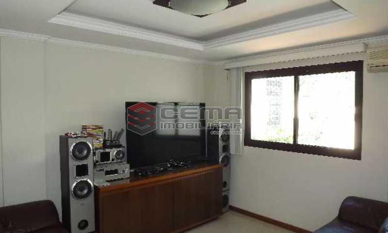 sala de tv - Cobertura à venda Rua Arnaldo Quintela,Botafogo, Zona Sul RJ - R$ 2.098.000 - LACO40041 - 11