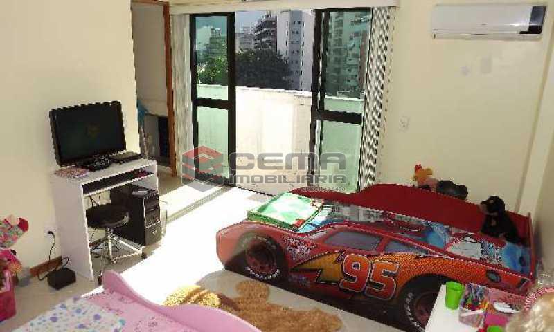quarto 3 - Cobertura à venda Rua Arnaldo Quintela,Botafogo, Zona Sul RJ - R$ 2.098.000 - LACO40041 - 10