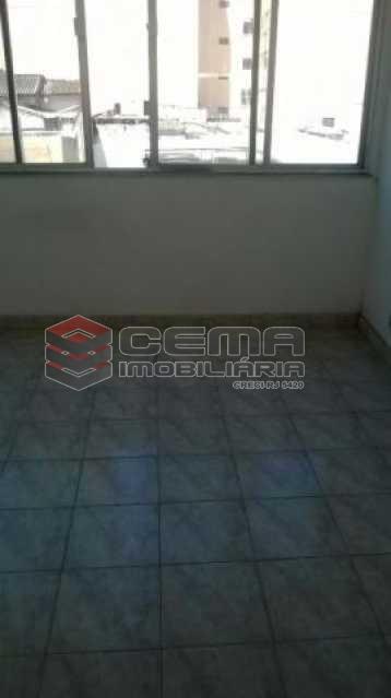 quarto - Apartamento 1 quarto à venda Botafogo, Zona Sul RJ - R$ 640.000 - LAAP10851 - 3