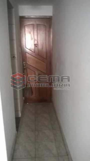 hall - Apartamento 1 quarto à venda Botafogo, Zona Sul RJ - R$ 640.000 - LAAP10851 - 4