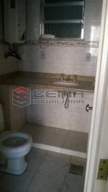 banheiro - Apartamento 1 quarto à venda Botafogo, Zona Sul RJ - R$ 640.000 - LAAP10851 - 5