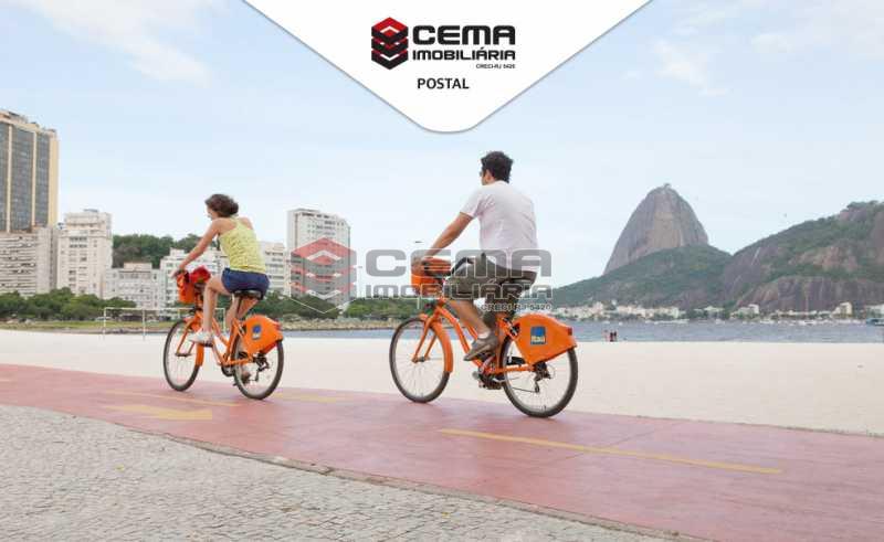01 - Apartamento 1 quarto à venda Botafogo, Zona Sul RJ - R$ 640.000 - LAAP10851 - 8