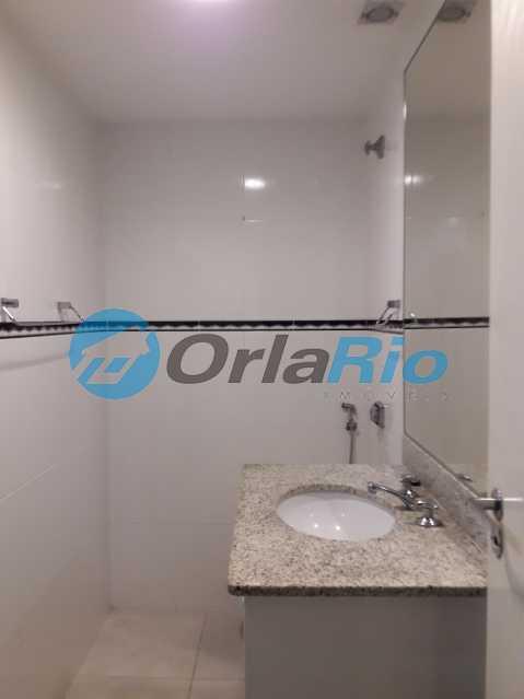 Banheiro social - Apartamento À Venda - Copacabana - Rio de Janeiro - RJ - VEAP20314 - 16