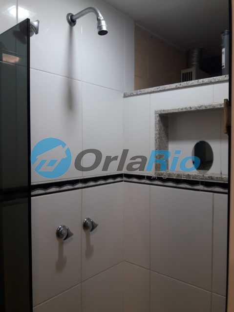 Banheiro detalhe - Apartamento À Venda - Copacabana - Rio de Janeiro - RJ - VEAP20314 - 17