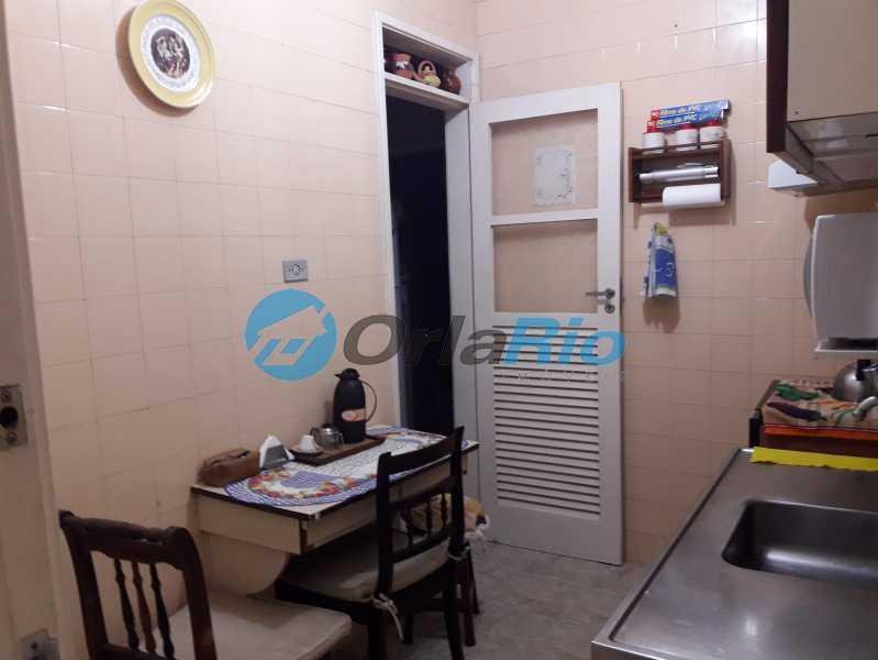 Cozinha - Apartamento À Venda - Copacabana - Rio de Janeiro - RJ - VEAP20314 - 19