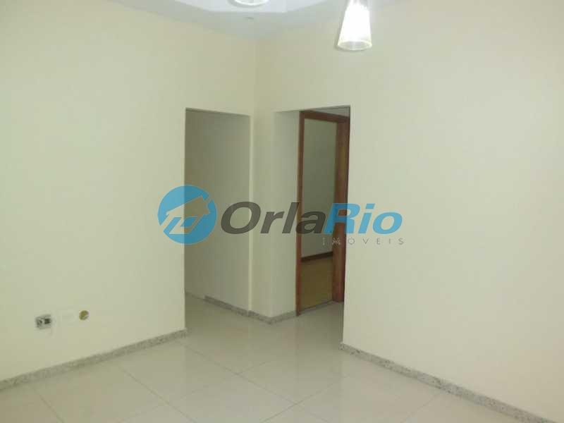 02 Sala - Apartamento À Venda - Copacabana - Rio de Janeiro - RJ - VEAP20326 - 3
