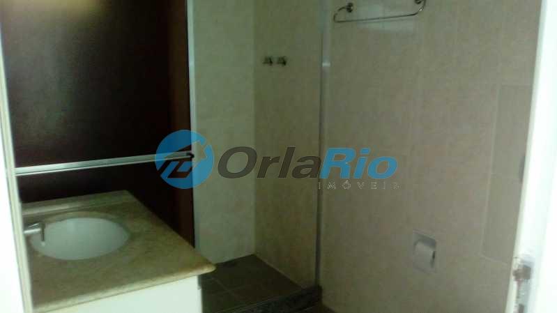 10-banheiro - Apartamento À Venda - Copacabana - Rio de Janeiro - RJ - VEAP10191 - 11