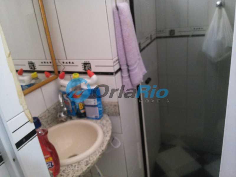 26BANHEIRO EMPREGADA - Apartamento À Venda - Copacabana - Rio de Janeiro - RJ - VEAP20345 - 26