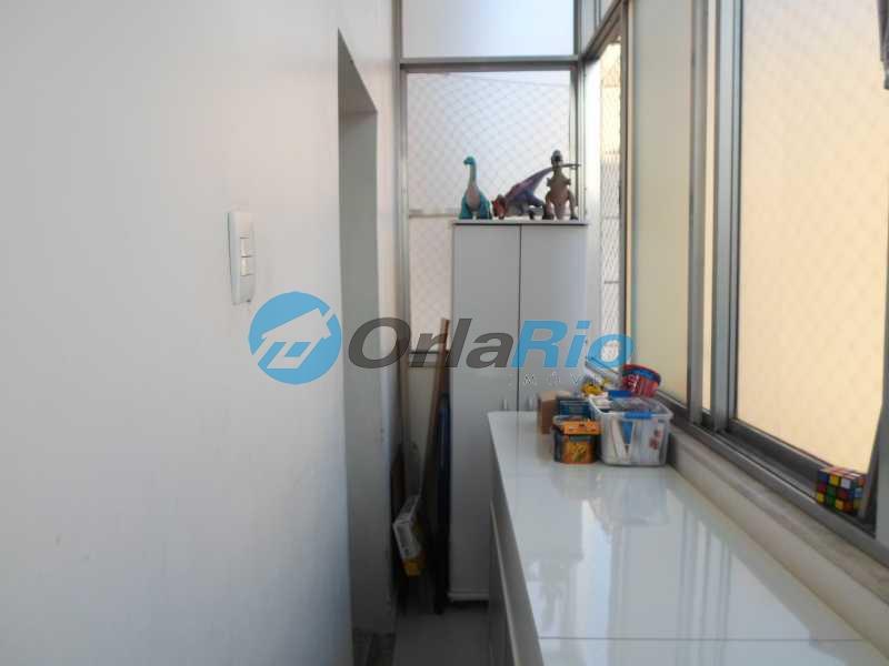 11-varanda interna 1 - Apartamento À Venda - Flamengo - Rio de Janeiro - RJ - VEAP20357 - 12