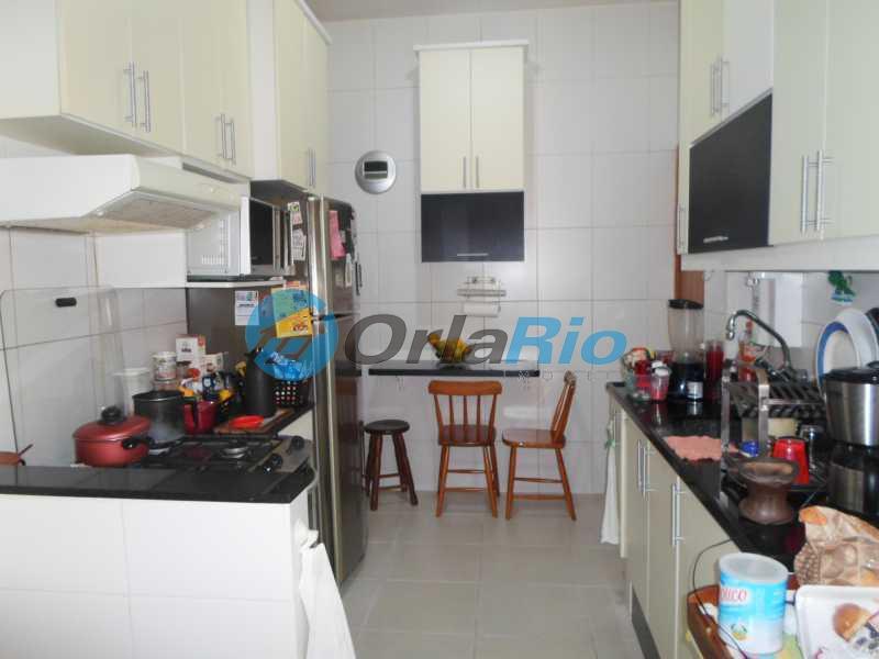 19-cozinha 1 - Apartamento À Venda - Flamengo - Rio de Janeiro - RJ - VEAP20357 - 20
