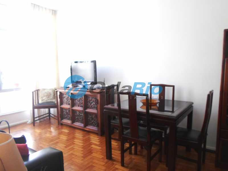 3-sala 3 - Apartamento À Venda - Leme - Rio de Janeiro - RJ - VEAP20402 - 4