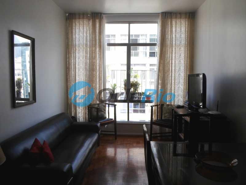5-sala 5 - Apartamento À Venda - Leme - Rio de Janeiro - RJ - VEAP20402 - 6