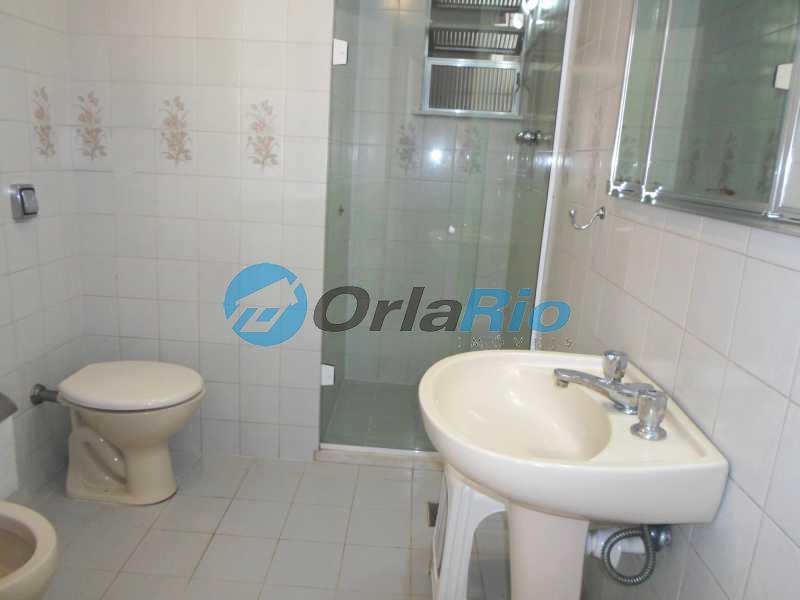 6-banheiro social - Apartamento À Venda - Leme - Rio de Janeiro - RJ - VEAP20402 - 7