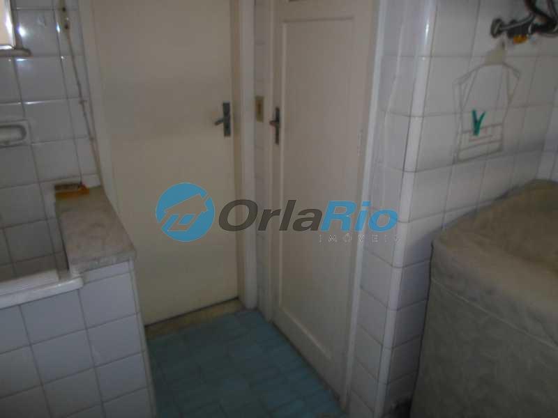 17-area de serviço 1 - Apartamento À Venda - Leme - Rio de Janeiro - RJ - VEAP20402 - 18