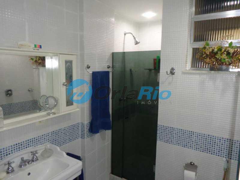 3 banheiro social - Apartamento À Venda - Leme - Rio de Janeiro - RJ - VEAP20476 - 4