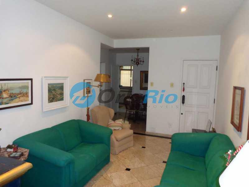 5 sala 2 - Apartamento À Venda - Leme - Rio de Janeiro - RJ - VEAP20476 - 6
