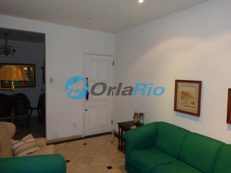 6 sala 3 - Apartamento À Venda - Leme - Rio de Janeiro - RJ - VEAP20476 - 7