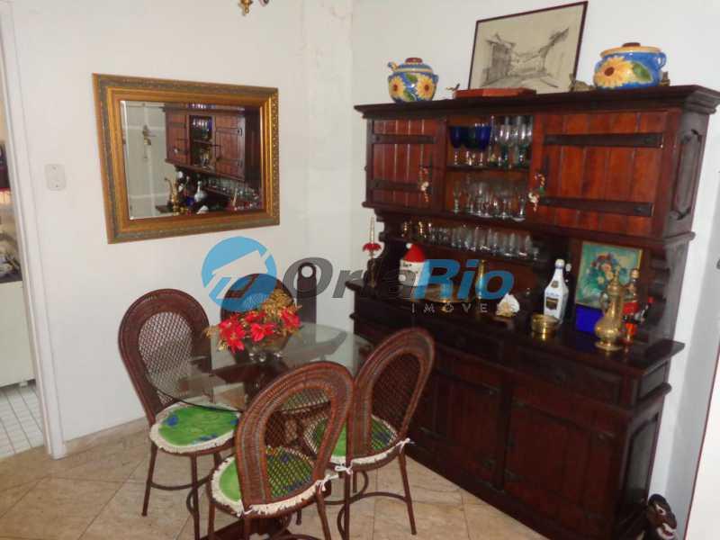 18 sala de jantar - Apartamento À Venda - Leme - Rio de Janeiro - RJ - VEAP20476 - 19