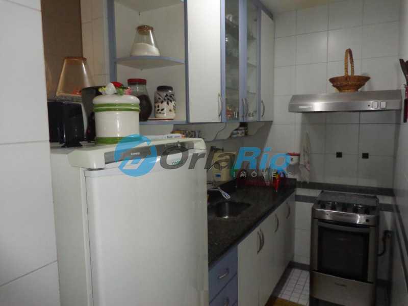 19 cozinha - Apartamento À Venda - Leme - Rio de Janeiro - RJ - VEAP20476 - 20