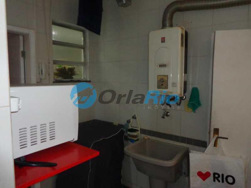 21 area de serviço 1 - Apartamento À Venda - Leme - Rio de Janeiro - RJ - VEAP20476 - 22