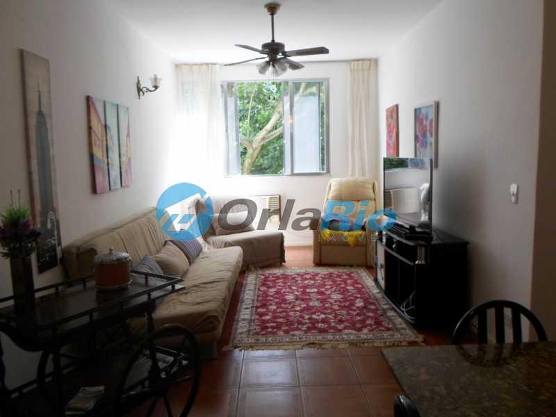1-sala 1 - Apartamento À Venda - Leme - Rio de Janeiro - RJ - VEAP30517 - 1