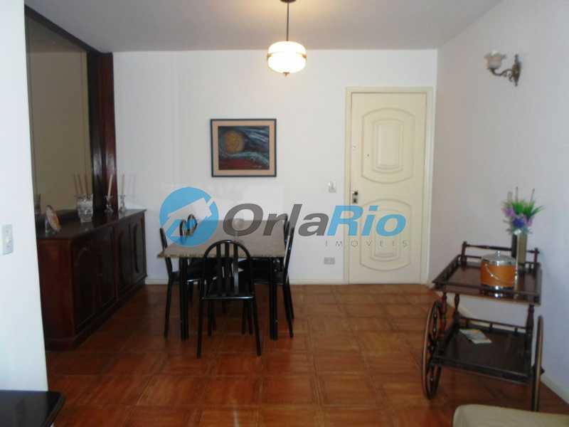 2-sala 2 - Apartamento À Venda - Leme - Rio de Janeiro - RJ - VEAP30517 - 3