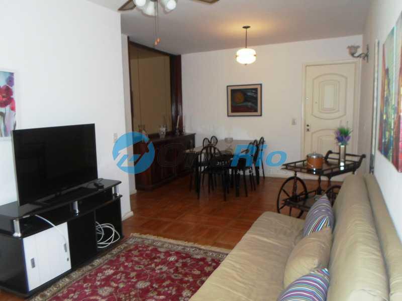 3-sala 3 - Apartamento À Venda - Leme - Rio de Janeiro - RJ - VEAP30517 - 4