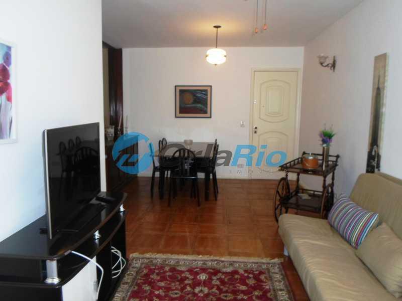4-sala 4 - Apartamento À Venda - Leme - Rio de Janeiro - RJ - VEAP30517 - 5