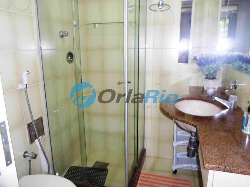 17-banheiro suite - Apartamento À Venda - Leme - Rio de Janeiro - RJ - VEAP30517 - 17