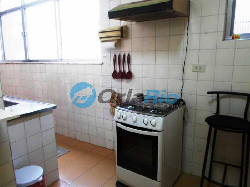 20-cozinha - Apartamento À Venda - Leme - Rio de Janeiro - RJ - VEAP30517 - 19
