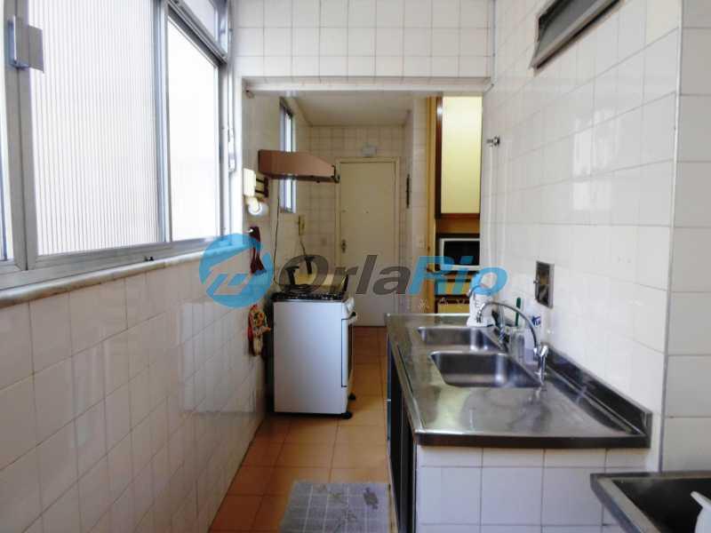 22-cozinha 1 - Apartamento À Venda - Leme - Rio de Janeiro - RJ - VEAP30517 - 20