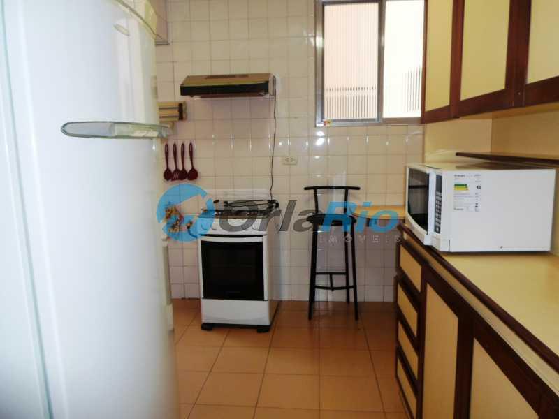 23-cozinha 1.1 - Apartamento À Venda - Leme - Rio de Janeiro - RJ - VEAP30517 - 21