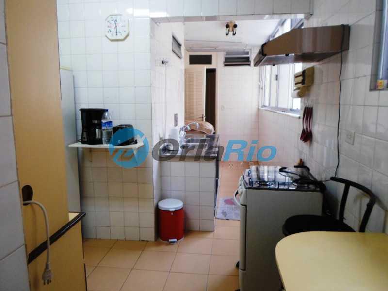 24-cozinha 1.2 - Apartamento À Venda - Leme - Rio de Janeiro - RJ - VEAP30517 - 22