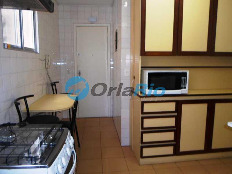 25-cozinha 1.3 - Apartamento À Venda - Leme - Rio de Janeiro - RJ - VEAP30517 - 23