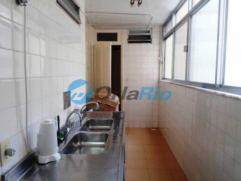 26-cozinha 1.4 - Apartamento À Venda - Leme - Rio de Janeiro - RJ - VEAP30517 - 24