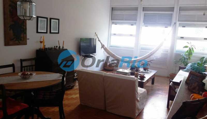 2- Sala de estar - Apartamento À Venda - Copacabana - Rio de Janeiro - RJ - VEAP30583 - 3