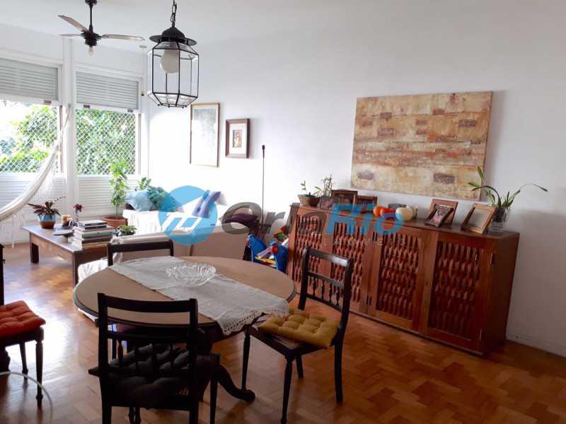 1- Sala de estar. - Apartamento À Venda - Copacabana - Rio de Janeiro - RJ - VEAP30583 - 1