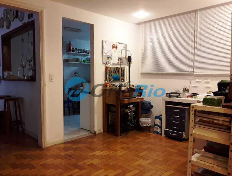 4- Sala intima ou Jantar - Apartamento À Venda - Copacabana - Rio de Janeiro - RJ - VEAP30583 - 5