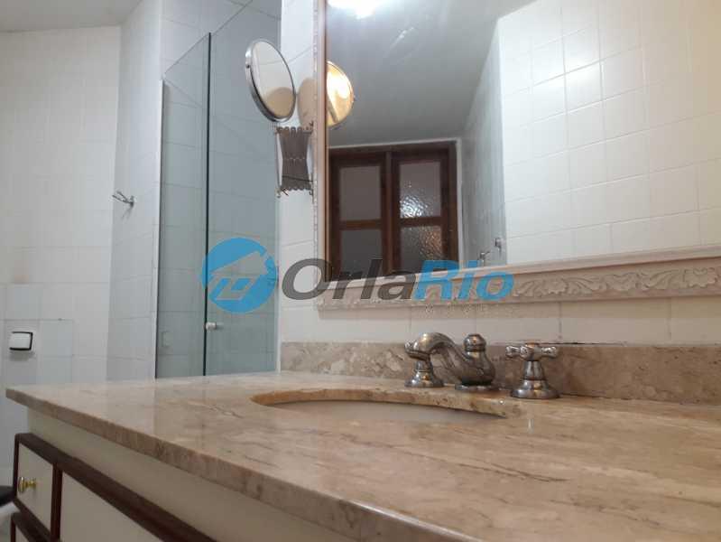 12- Banheiro Suíte - Apartamento À Venda - Copacabana - Rio de Janeiro - RJ - VEAP30583 - 13