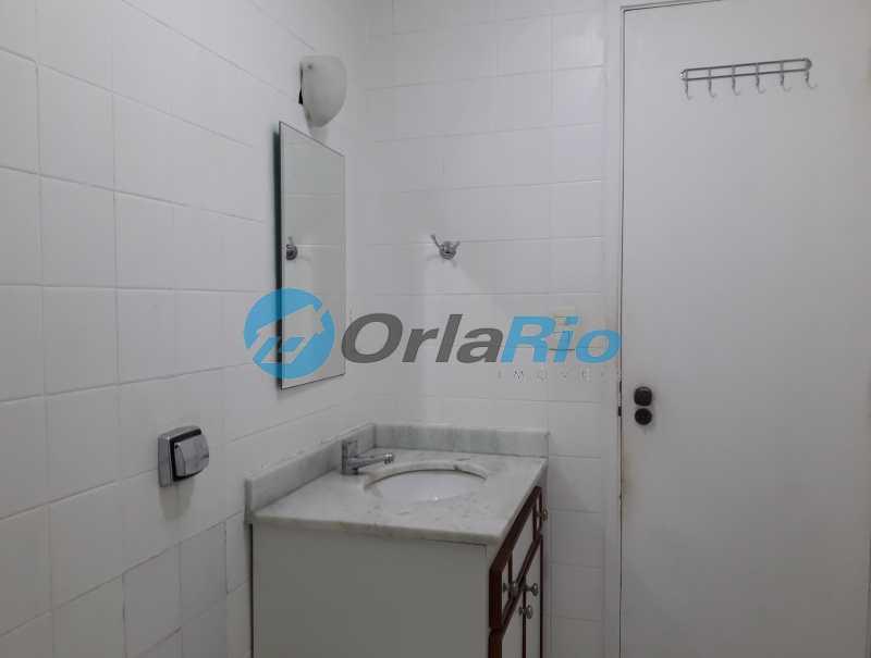 14- Banheiro Social - Apartamento À Venda - Copacabana - Rio de Janeiro - RJ - VEAP30583 - 15