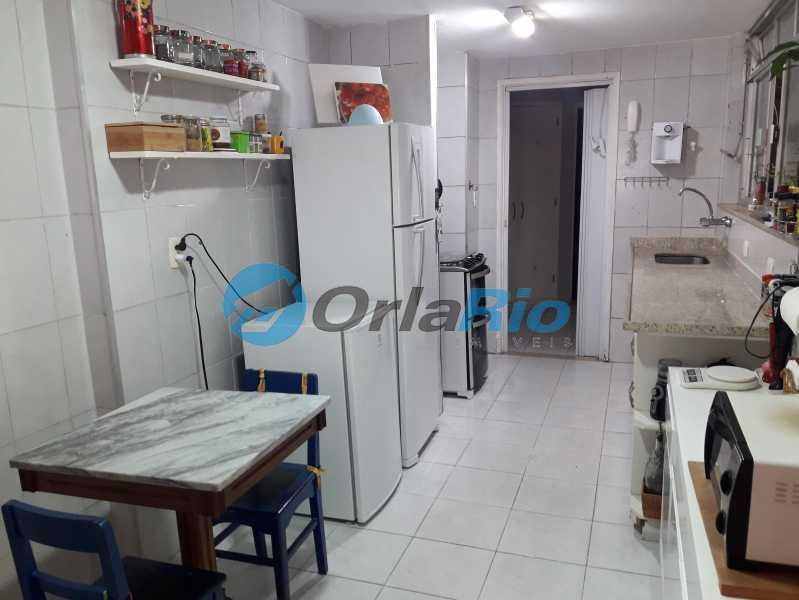 16- Copa cozinha - Apartamento À Venda - Copacabana - Rio de Janeiro - RJ - VEAP30583 - 17