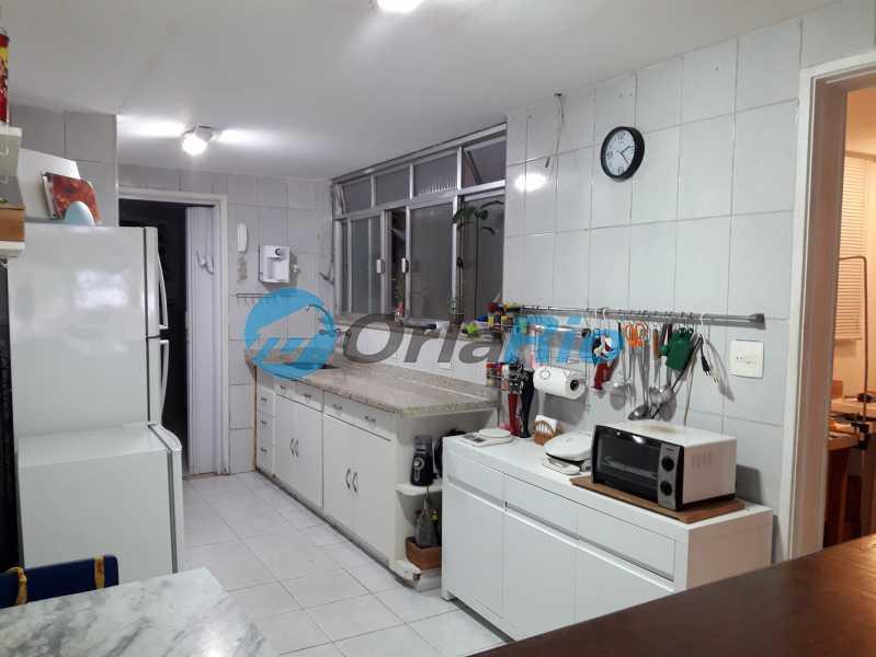 17- Copa cozinha - Apartamento À Venda - Copacabana - Rio de Janeiro - RJ - VEAP30583 - 18