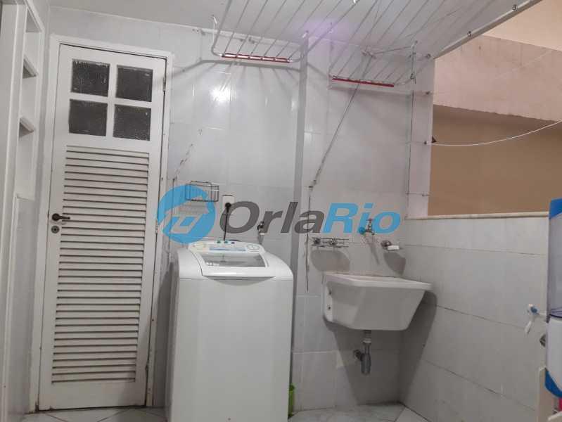 18- Área de Serviço - Apartamento À Venda - Copacabana - Rio de Janeiro - RJ - VEAP30583 - 19