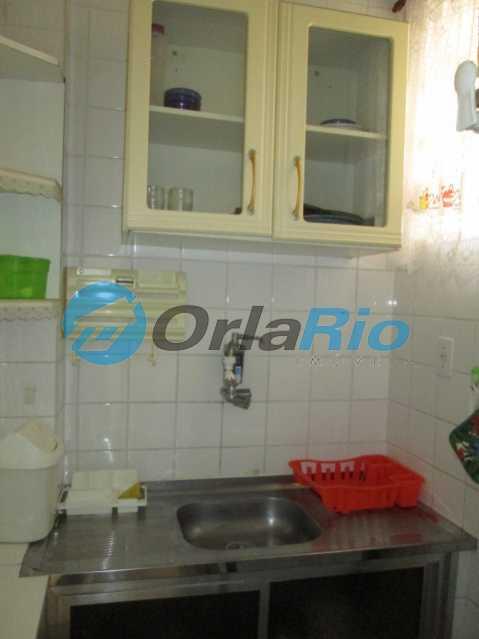 cozinha - Apartamento À Venda - Copacabana - Rio de Janeiro - RJ - VEAP10357 - 5