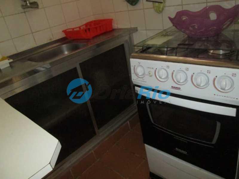 cozinha - Apartamento À Venda - Copacabana - Rio de Janeiro - RJ - VEAP10357 - 6